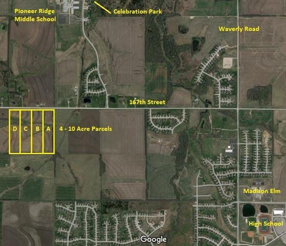 32815A W 167th Street, Gardner, KS 66030 (#2152303) :: House of Couse Group
