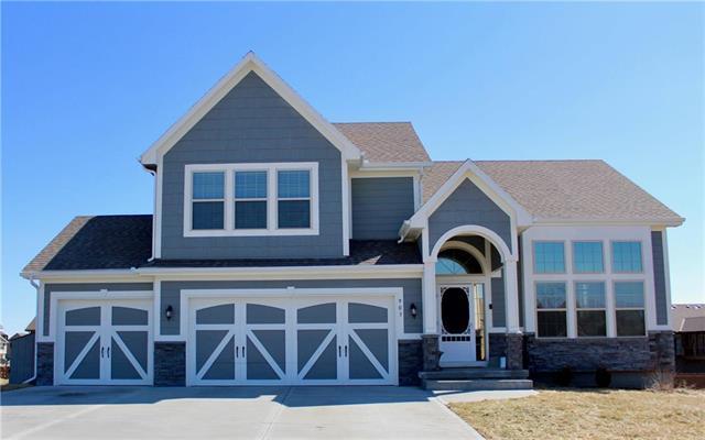 903 N Cottonwood Avenue, Kearney, MO 64060 (#2152413) :: Edie Waters Network