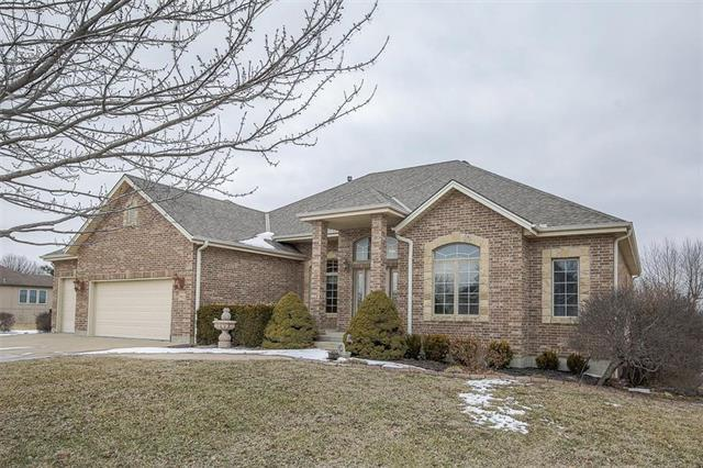 1912 Harold Drive, Raymore, MO 64083 (#2152493) :: House of Couse Group