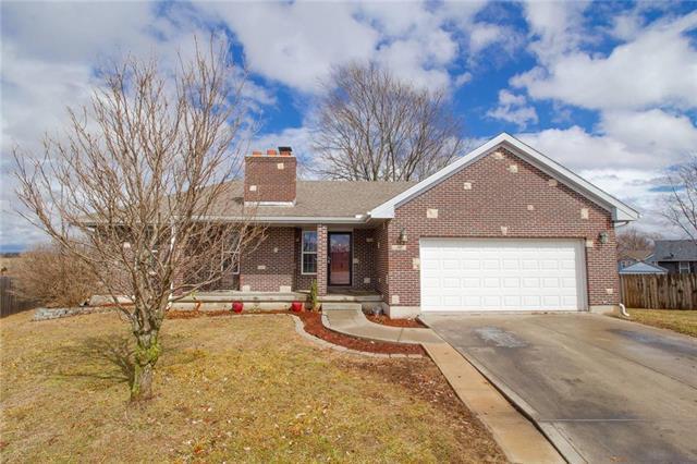 808 Diamond Court, Smithville, MO 64089 (#2152600) :: Kansas City Homes