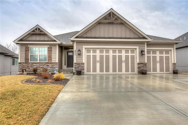 211 N Marimack Drive, Kearney, MO 64060 (#2152621) :: House of Couse Group