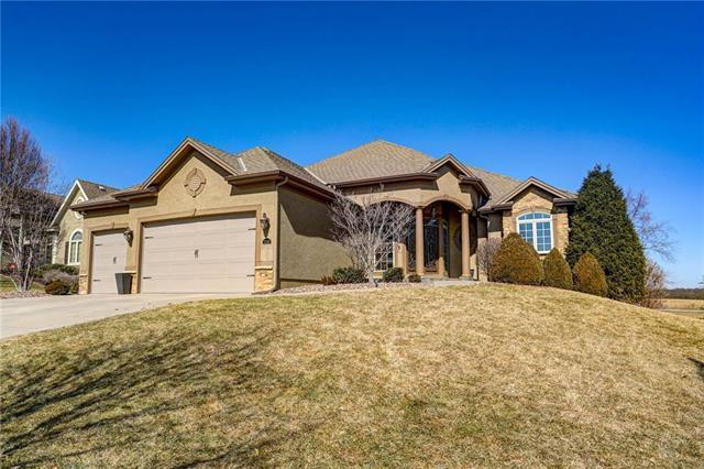 2520 NE 103rd Terrace, Kansas City, MO 64155 (#2152766) :: Eric Craig Real Estate Team
