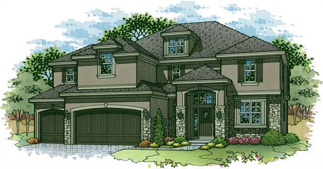 17061 Barton Street, Overland Park, KS 66221 (#2152801) :: No Borders Real Estate