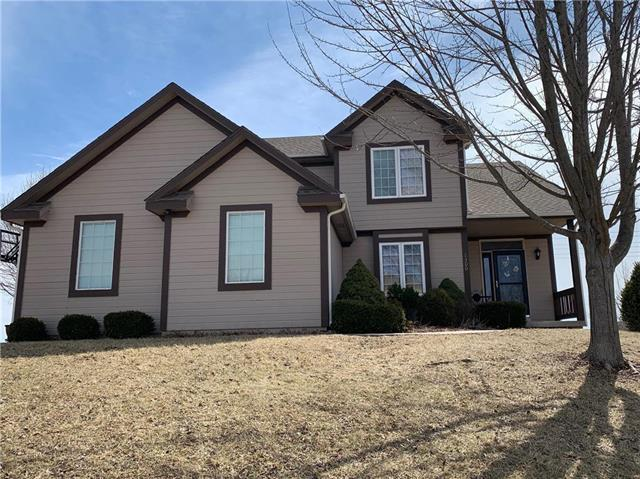 1300 NW Sycamore Drive, Grain Valley, MO 64029 (#2152874) :: Edie Waters Network