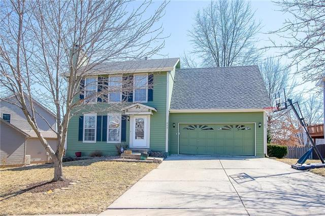 909 Plum Rose Drive, Liberty, MO 64068 (#2152876) :: House of Couse Group