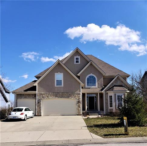 5603 Theden Street, Shawnee, KS 66218 (#2153015) :: House of Couse Group