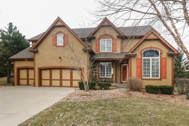 2957 W 143rd Terrace, Leawood, KS 66224 (#2153090) :: No Borders Real Estate