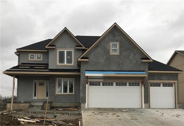 1805 NW Tayler Court, Grain Valley, MO 64029 (#2153203) :: House of Couse Group