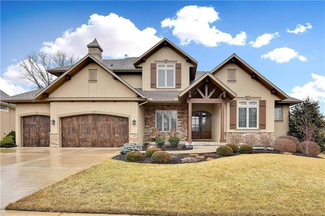 16429 Oakmont Street, Overland Park, KS 66221 (#2153385) :: House of Couse Group