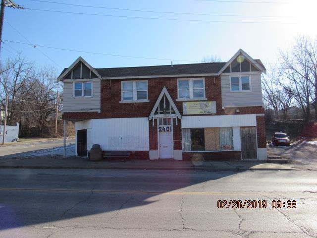2401 Hardesty Avenue, Kansas City, MO 64127 (#2153497) :: The Shannon Lyon Group - ReeceNichols