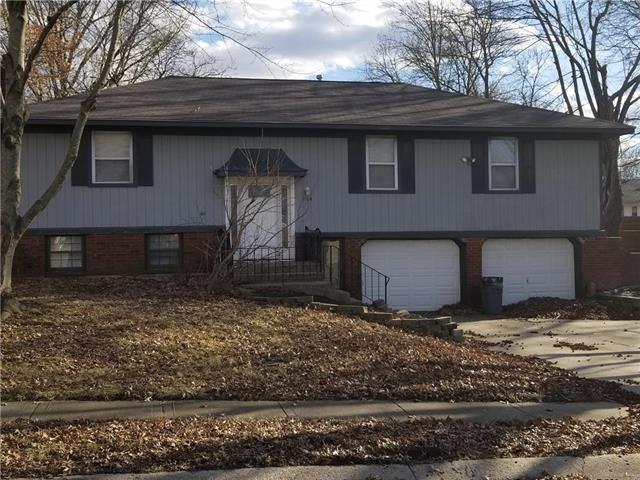 1104 SW Skyline Drive, Blue Springs, MO 64015 (#2153541) :: Kansas City Homes