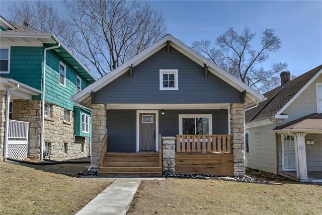 4421 Tracy Avenue, Kansas City, MO 64110 (#2153584) :: Kansas City Homes