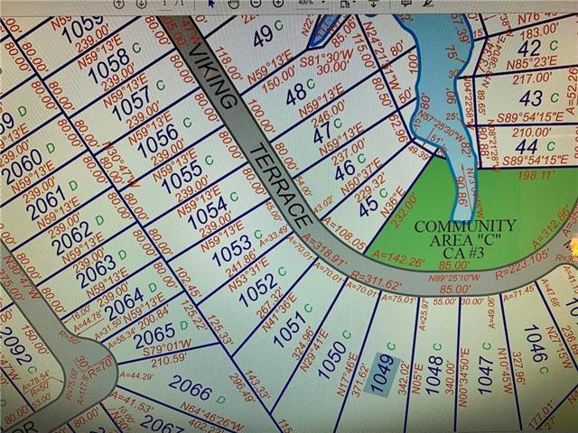 Lot 1049 Lake Viking Terrace, Gallatin, MO 64640 (#2153870) :: Edie Waters Network