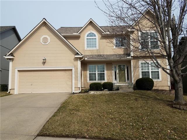 21416 W 50 Terrace, Shawnee, KS 66218 (#2153919) :: Edie Waters Network