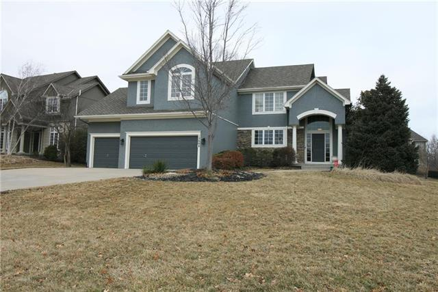 12600 W 123 Court, Overland Park, KS 66213 (#2154075) :: Edie Waters Network