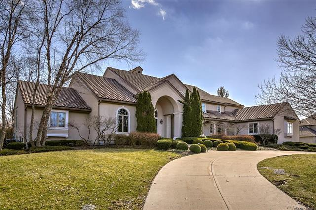 4045 W 147 Terrace, Leawood, KS 66224 (#2154100) :: House of Couse Group