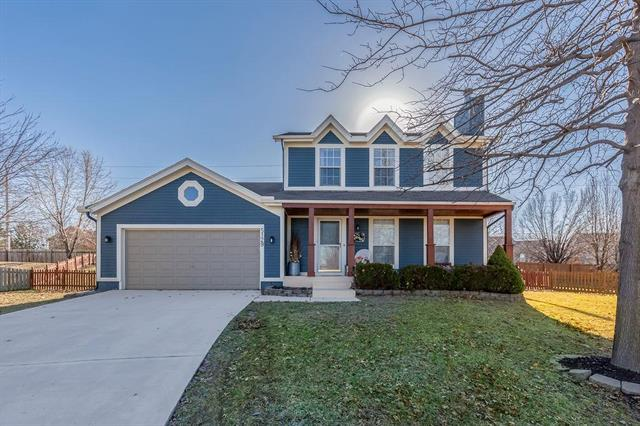 5129 Noreston Street, Shawnee, KS 66226 (#2154337) :: House of Couse Group