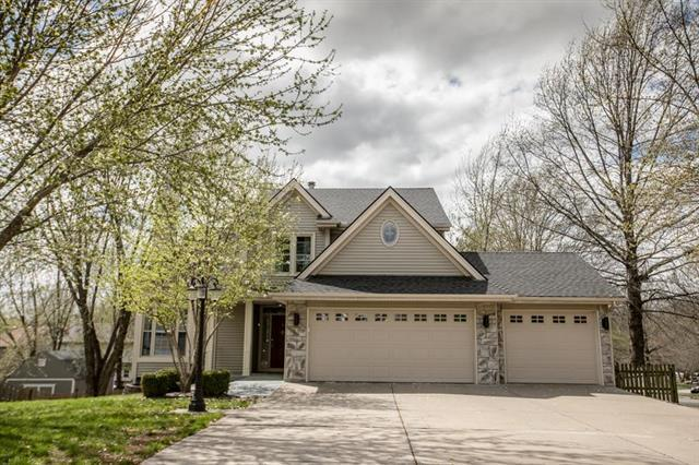 1600 Canterbury Court, Liberty, MO 64068 (#2154370) :: House of Couse Group