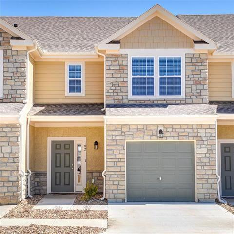 16069 Fontana Street #102, Overland Park, KS 66085 (#2154441) :: House of Couse Group