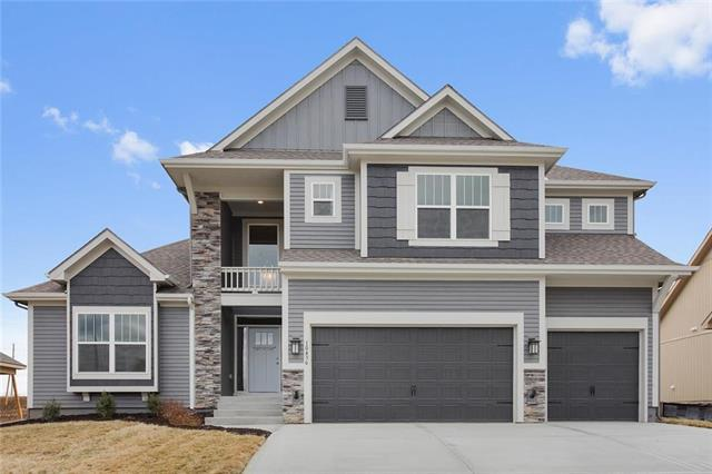 8116 NW 89th Terrace, Kansas City, MO 64153 (#2154484) :: Edie Waters Network