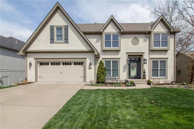 502 E 122nd Street, Kansas City, MO 64145 (#2154485) :: House of Couse Group