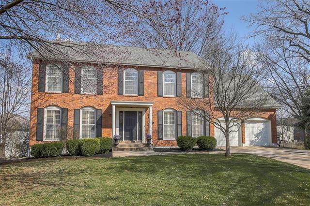 12925 Briar Drive, Leawood, KS 66209 (#2154624) :: House of Couse Group