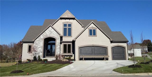 11702 W 157 Terrace, Overland Park, KS 66221 (#2154666) :: House of Couse Group