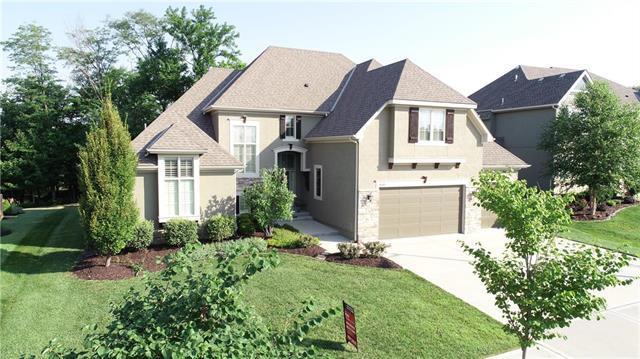 9602 NE 91st Street, Kansas City, MO 64157 (#2154697) :: Dani Beyer Real Estate
