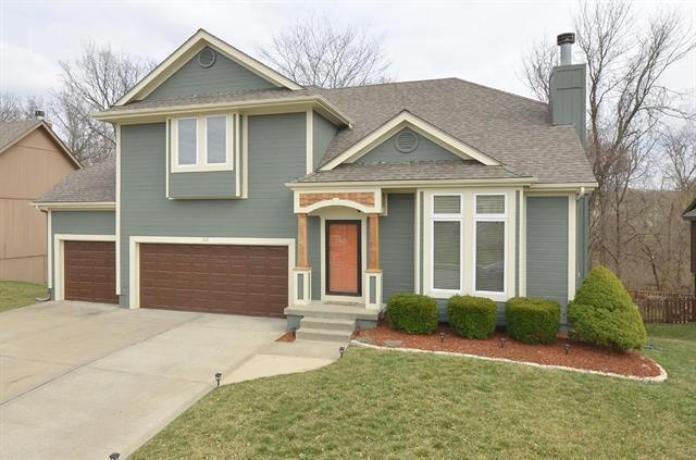 615 Crabapple Lane, Liberty, MO 64068 (#2154699) :: Dani Beyer Real Estate