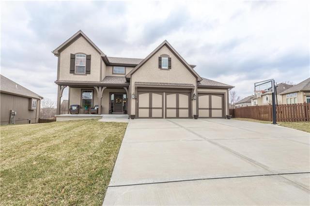 3507 NE 90th Street, Kansas City, MO 64156 (#2154739) :: No Borders Real Estate