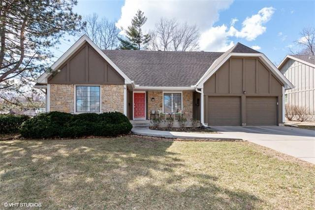 9084 Rosewood Drive, Prairie Village, KS 66207 (#2154764) :: House of Couse Group