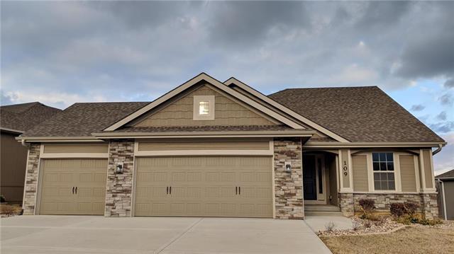 109 S Marimack Drive, Kearney, MO 64060 (#2154789) :: Dani Beyer Real Estate