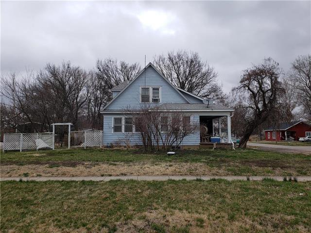 180 W 2nd Street, Prescott, KS 66767 (#2154831) :: House of Couse Group