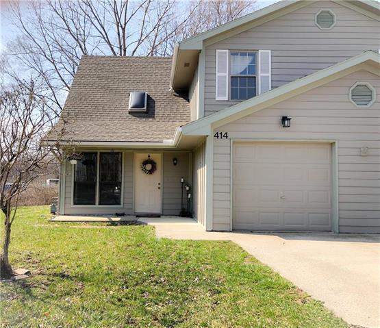 414 Spring Avenue, Liberty, MO 64068 (#2154849) :: Dani Beyer Real Estate