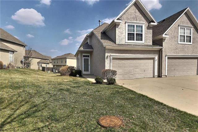 13851 S Shannan Street, Olathe, KS 66062 (#2154857) :: No Borders Real Estate
