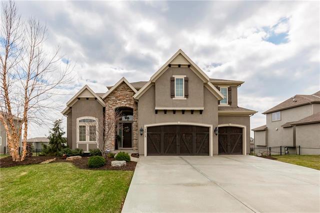 12013 W 164 Street, Overland Park, KS 66221 (#2154990) :: No Borders Real Estate