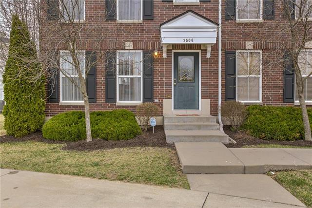 3506 SW Wysteria Terrace, Lee's Summit, MO 64082 (#2155610) :: No Borders Real Estate