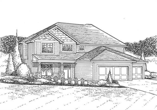21709 W 46th Terrace, Shawnee, KS 66226 (#2155623) :: The Shannon Lyon Group - ReeceNichols