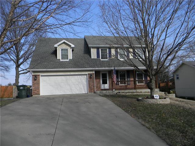932 Stonecrest Drive, Lansing, KS 66043 (#2155747) :: No Borders Real Estate