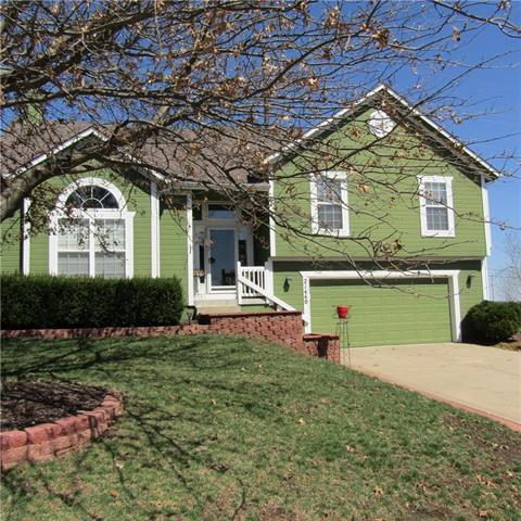21440 W 47th Terrace, Shawnee, KS 66218 (#2155992) :: The Shannon Lyon Group - ReeceNichols