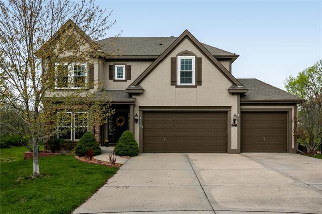 2918 NE 90th Terrace, Kansas City, MO 64156 (#2156048) :: House of Couse Group