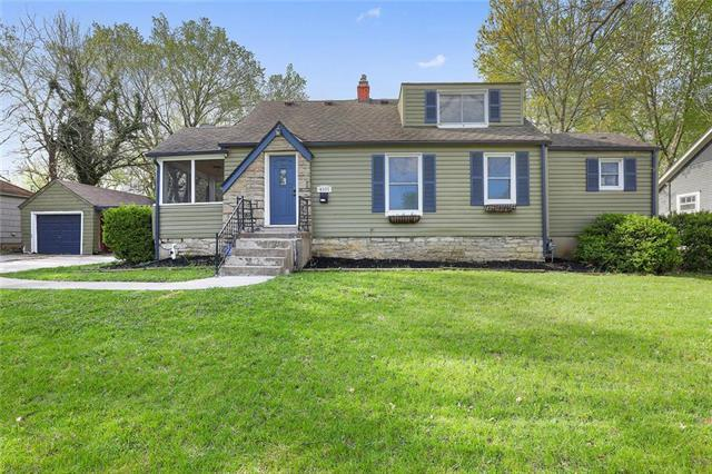 4101 W 47TH Street, Roeland Park, KS 66205 (#2156073) :: House of Couse Group
