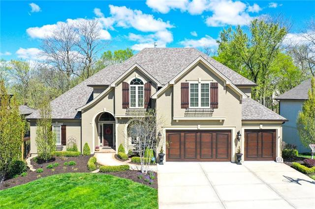 14650 NW 66th Street, Parkville, MO 64152 (#2156337) :: Edie Waters Network