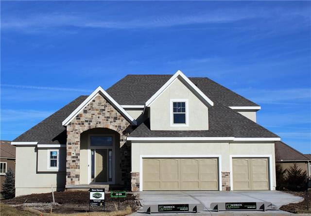 16300 Perry Street, Overland Park, KS 66085 (#2156386) :: House of Couse Group