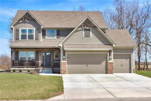 22511 Legacy Drive, Peculiar, MO 64078 (#2156458) :: House of Couse Group
