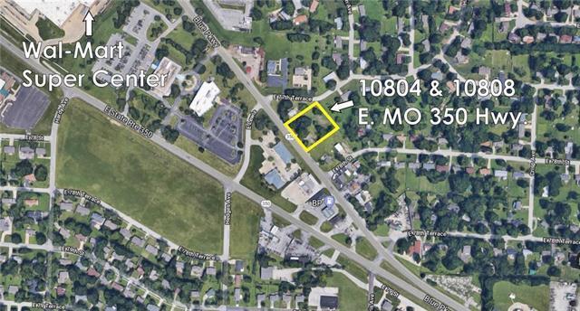 10804 E M 350 Highway, Raytown, MO 64138 (#2156609) :: Eric Craig Real Estate Team