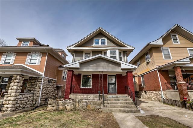 304 Kensington Avenue, Kansas City, MO 64124 (#2156719) :: House of Couse Group
