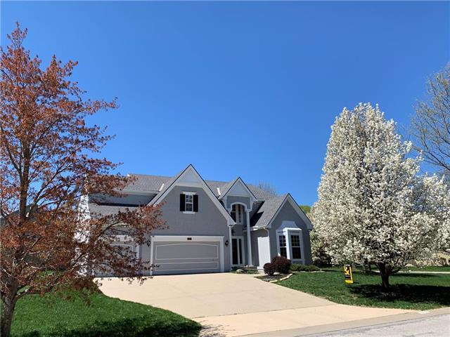 15828 Rosewood Drive, Overland Park, KS 66224 (#2156783) :: No Borders Real Estate
