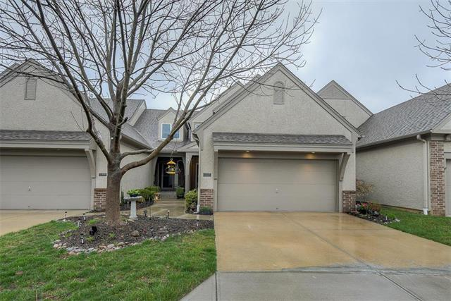 6302 W 145th Street, Overland Park, KS 66223 (#2157046) :: House of Couse Group