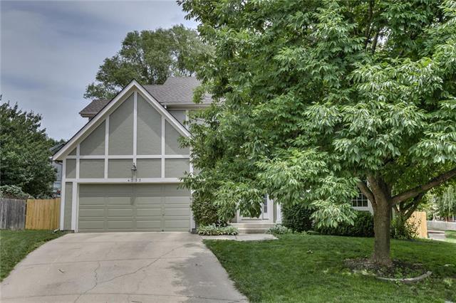 4733 Millridge Street, Shawnee, KS 66226 (#2157215) :: Kedish Realty Group at Keller Williams Realty